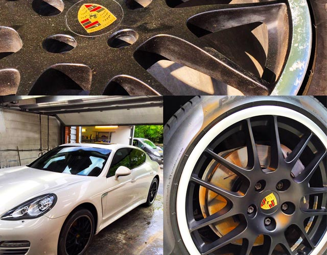 Alloy Wheel Polishing Specialists